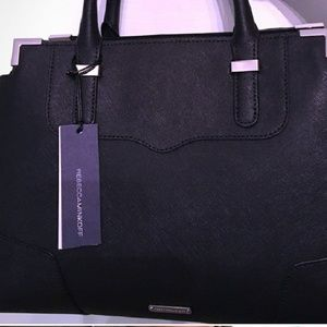 NWOT Rebecca Minkoff Zipper Handbag